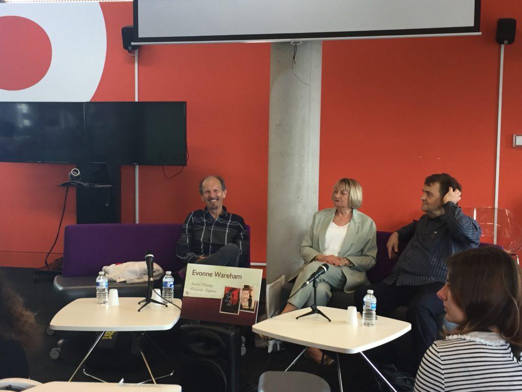 CrimeandCoffee18 local authors panel